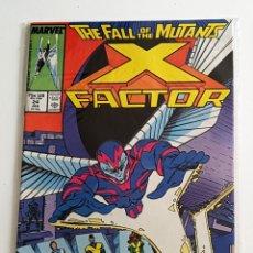 Cómics: X-FACTOR Nº 24 - MARVEL 1988 - WALTER SIMONSON - 1ST ARCHANGEL - BUEN ESTADO. Lote 222352297