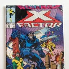 Cómics: X-FACTOR Nº 25 - MARVEL 1988 VFN GIANT SIZE / FALL OF THE MUTANTS APOCALYPSE / WALTER SIMONSON. Lote 222352630