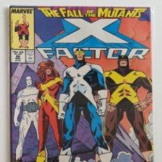 Cómics: X-FACTOR Nº 26 - MARVEL 1988 VFN - FALL OF THE MUTANTS APOCALYPSE - WALTER SIMONSON. Lote 222352786