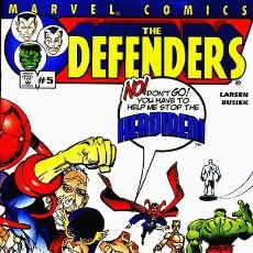 Cómics: THE DEFENDERS #5, MARVEL, 2.001, USA. Lote 222368376