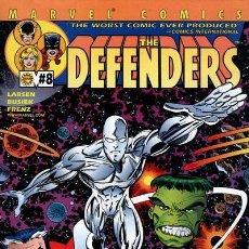 Cómics: THE DEFENDERS #8, MARVEL, 2.001, USA. Lote 222369340