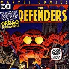 Cómics: THE DEFENDERS #9, MARVEL, 2.001, USA. Lote 222369478