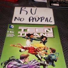 Cómics: DC COMICS TEEN TITANS 5 EN INGLÉS. Lote 222382596