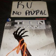 Cómics: DC COMICS TEEN TITANS 7 EN INGLÉS. Lote 222382771