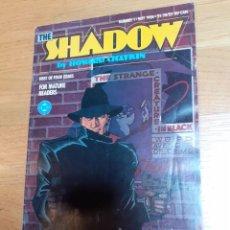 Cómics: THE SHADOW HOWARD CHAYKIN 1.1986. Lote 222429740