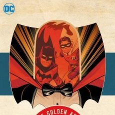 Cómics: BATMAN THE GOLDEN AGE OMNIBUS 7 - DC HARDCOVER. Lote 222479625