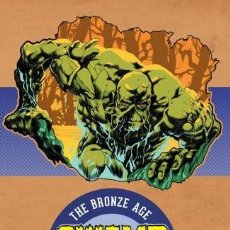 Cómics: SWAMP THING THE BRONZE AGE OMNIBUS - DC HARDCOVER. Lote 222482622