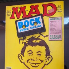 Cómics: MAD MAGAZINE SÚPER SPECIAL SPRING 1991. Lote 222533623
