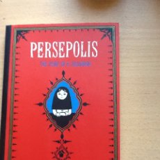 Cómics: PERSEPOLIS . MARJANE SATRAPI . THE STORY OF A CHILDHOOD . ( EN INGLES ). Lote 222639523