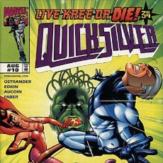 Cómics: QUICKSILVER #10, MARVEL, 1.998, USA. Lote 222679583