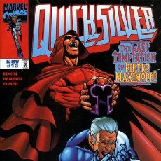 Cómics: QUICKSILVER #13, MARVEL, 1.998, USA. Lote 222680217