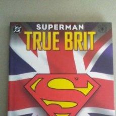 Cómics: SUPERMAN TRUE BRIT - ELSEWORLDS. Lote 222707533