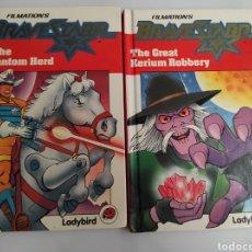Cómics: BRAVESTARR - LOTE DE 2 EJEMPLARES ( EDICION EN INGLES ) - EDITADOS : 1987. Lote 22314391