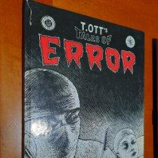 Cómics: TALES OF ERROR. TOTT. EN INGLÉS. TAPA DURA. TIENE UN CORTE EN LOMO PARTE ARRIBA. DIFICIL. Lote 223055592