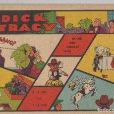 Cómics: DICK TRACY EN IDIOMA INGLÉS. Lote 223133513