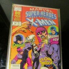 Fumetti: MARVEL SUPER-HEROES FALL SPECIAL #7 (1991) MARVEL COMICS X-MEN MARVEL BOY~. Lote 224071913
