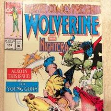 Fumetti: MARVEL COMICS PRESENTS Nº 107. Lote 224860880