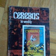 Cómics: CEREBUS BI-WEEKLY # 6. Lote 225702880