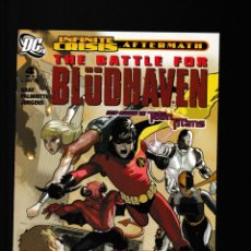 Comics : INFINITE CRISIS AFTERMATH : THE BATTLE FOR BLUDHAVEN 4 - DC 2006 VFN/NM / TEEN TITANS. Lote 225973546