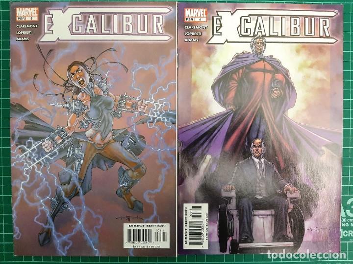 Cómics: EXCALIBUR Vol 3 (2004), 1 - 14 (Completa!!!) - Marvel Comics - Foto 3 - 225986275