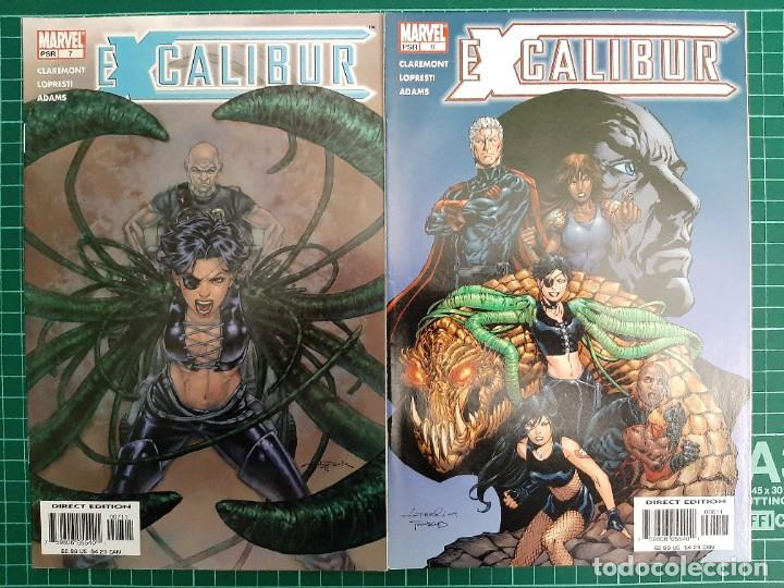 Cómics: EXCALIBUR Vol 3 (2004), 1 - 14 (Completa!!!) - Marvel Comics - Foto 5 - 225986275