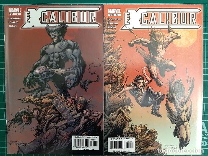 Cómics: EXCALIBUR Vol 3 (2004), 1 - 14 (Completa!!!) - Marvel Comics - Foto 6 - 225986275
