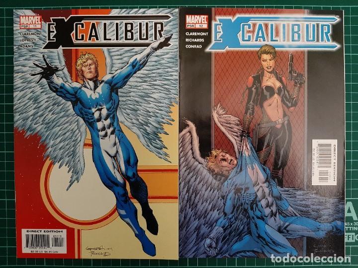 Cómics: EXCALIBUR Vol 3 (2004), 1 - 14 (Completa!!!) - Marvel Comics - Foto 7 - 225986275
