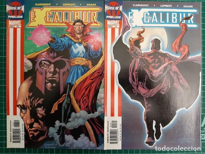 Cómics: EXCALIBUR Vol 3 (2004), 1 - 14 (Completa!!!) - Marvel Comics - Foto 8 - 225986275