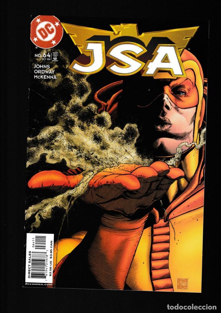 JSA JUSTICE SOCIETY 64 - DC 2004 VFN/NM (Tebeos y Comics - Comics Lengua Extranjera - Comics USA)