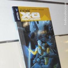 Cómics: X-O MANOWAR BY THE SWORD ROBERT VENDITTI - VALIANT EN INGLES. Lote 226468790