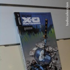 Cómics: X-O MANOWAR ENTER: NINJAK ROBERT VENDITTI - VALIANT EN INGLES. Lote 226469575