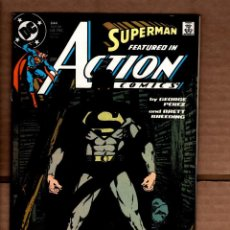 Cómics: ACTION COMICS 644 SUPERMAN - DC 1989 VFN- / GEORGE PEREZ. Lote 236413100