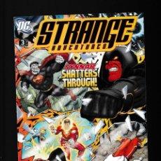 Cómics: STRANGE ADVENTURES 3 - DC 2009 VFN/NM / JIM STARLIN / ADAM STRANGE. Lote 227586845