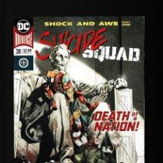 Cómics: SUICIDE SQUAD 38 - DC 2018 VFN/NM. Lote 227588805