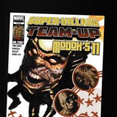Cómics: SUPER-VILLAIN TEAM-UP MODOK'S 11 2 - MARVEL 2007 VFN/NM. Lote 227589155