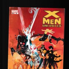 Cómics: X-MEN UNLIMITED 43 - MARVEL 2003 VFN/NM / CLAREMONT & SIENKIEWICZ. Lote 227616816