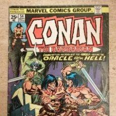 Fumetti: CONAN THE BARBARIAN Nº 54. Lote 227683130