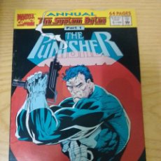 Cómics: THE PUNISHER ANNUAL MARVEL. Lote 227693165