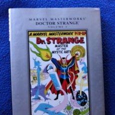 Comics : MARVEL MASTERWORKS: DOCTOR STRANGE VOLUME 1 (STRANGE TALES # 110-111, 114-141) - LEE / STEVE DITKO. Lote 227963035