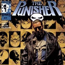 Cómics: THE PUNISHER #7, MARVEL, 2.000, USA. Lote 228091275