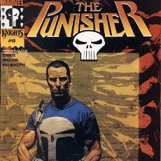 Cómics: THE PUNISHER #8, MARVEL, 2.000, USA. Lote 228091880