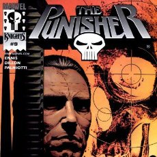 Cómics: THE PUNISHER #9, MARVEL, 2.000, USA. Lote 228092060