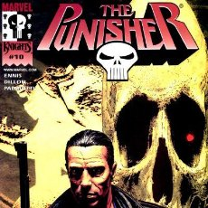 Cómics: THE PUNISHER #10, MARVEL, 2.001, USA. Lote 228092215