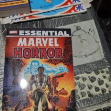 Cómics: ESSENTIAL MARVEL HORROR VOLUMEN 2. Lote 228546580