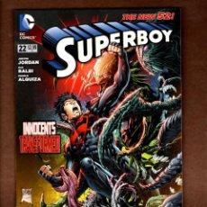 Cómics: SUPERBOY 22 - DC 2013 VFN/NM. Lote 228571230