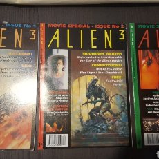 Cómics: COMICS - ALIEN 3 MOVIE SPECIAL (1992) UK COMIC BOOKS - DARK HORSE INTERNATIONAL - SECUELA DE ALIENS. Lote 228874120