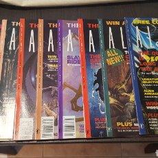 Cómics: COMICS - ALIENS (1991) UK MAGAZINE COMIC BOOKS 1 AL 10 - NEW'T TALE, VS. PREDATOR, HIVE, SACRIFICE. Lote 228898675