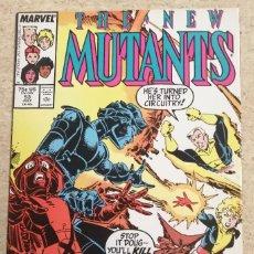 Fumetti: THE NEW MUTANTS Nº 53. Lote 229019906