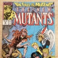 Fumetti: THE NEW MUTANTS Nº 59. FALL OF THE MUTANTS. Lote 229023345