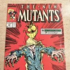 Fumetti: THE NEW MUTANTS Nº 64.. Lote 229026125